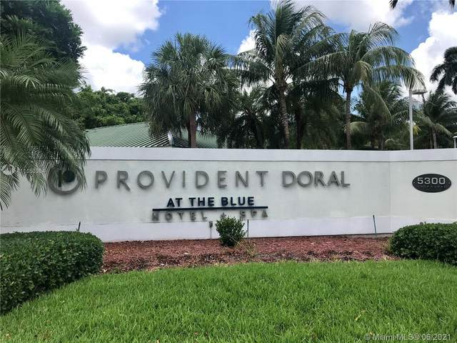 5300 NW 87th Ave #810, Doral, FL 33178 (#A11053394) :: Posh Properties