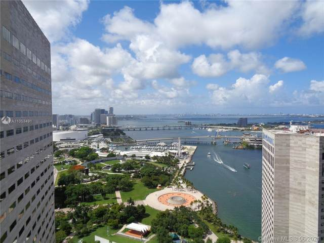 325 S Biscayne Blvd #4216, Miami, FL 33131 (MLS #A11053491) :: KBiscayne Realty