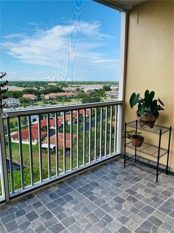 9101 W Sample Rd #1004, Coral Springs, FL 33065 (MLS #A11053493) :: Berkshire Hathaway HomeServices EWM Realty