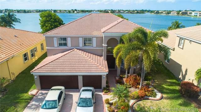 16079 SW 54th Ct, Miramar, FL 33027 (MLS #A11053825) :: Berkshire Hathaway HomeServices EWM Realty