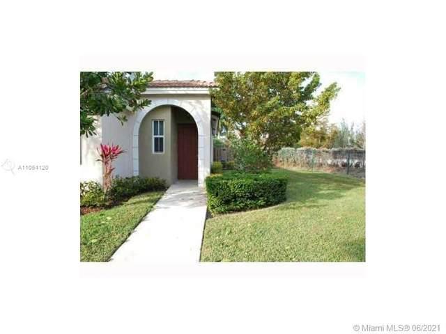 4295 NE 10th Ct #4295, Homestead, FL 33033 (MLS #A11054120) :: Berkshire Hathaway HomeServices EWM Realty