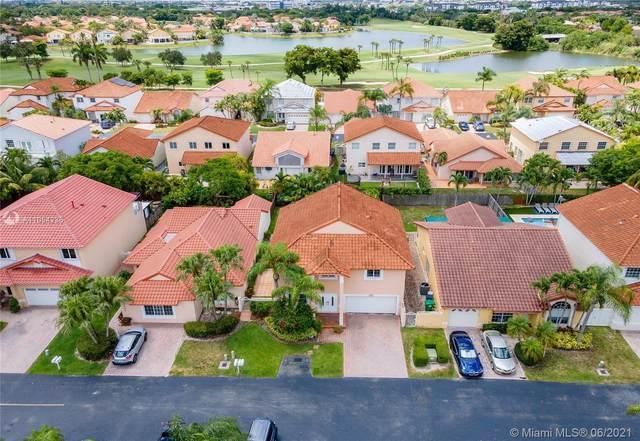 10568 NW 51 Terrace, Doral, FL 33178 (MLS #A11054235) :: Berkshire Hathaway HomeServices EWM Realty