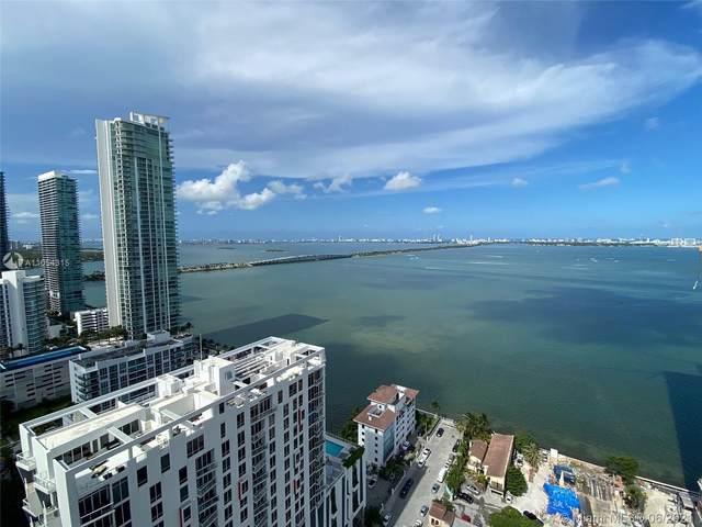 600 NE 27th #3204, Miami, FL 33137 (#A11054315) :: Dalton Wade