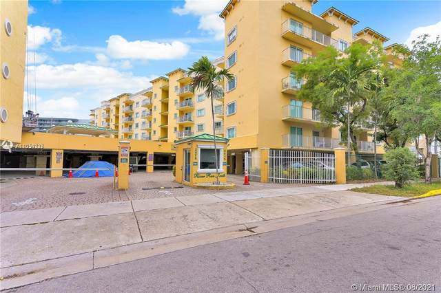 2415 NW 16th Street Rd #613, Miami, FL 33125 (MLS #A11054327) :: Castelli Real Estate Services