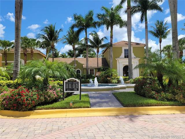 2320 E Preserve Way #106, Miramar, FL 33025 (MLS #A11054557) :: Berkshire Hathaway HomeServices EWM Realty