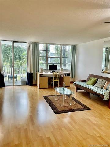 2100 Sans Souci Blvd A110, North Miami, FL 33181 (MLS #A11055028) :: Dalton Wade Real Estate Group