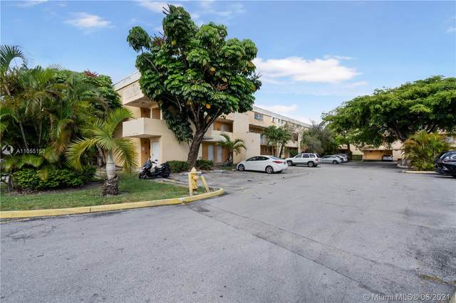 9371 Fontainebleau Blvd I204, Miami, FL 33172 (MLS #A11055153) :: GK Realty Group LLC