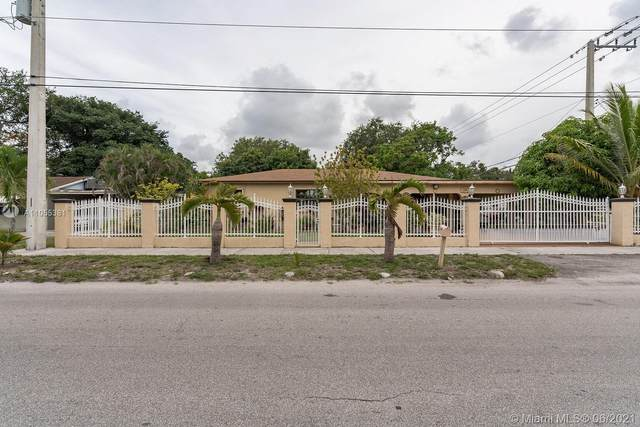 2046 NW 92nd St, Miami, FL 33147 (MLS #A11055381) :: CENTURY 21 World Connection
