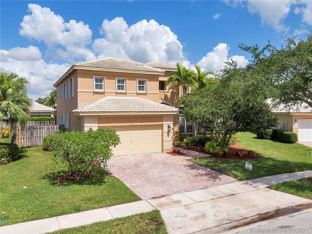 986 NW 167th Ter, Pembroke Pines, FL 33028 (MLS #A11055548) :: Equity Realty
