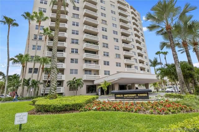 90 Edgewater Dr #818, Coral Gables, FL 33133 (MLS #A11055576) :: Rivas Vargas Group