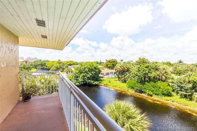 405 S Pine Island Rd 411D, Plantation, FL 33324 (MLS #A11055649) :: Berkshire Hathaway HomeServices EWM Realty