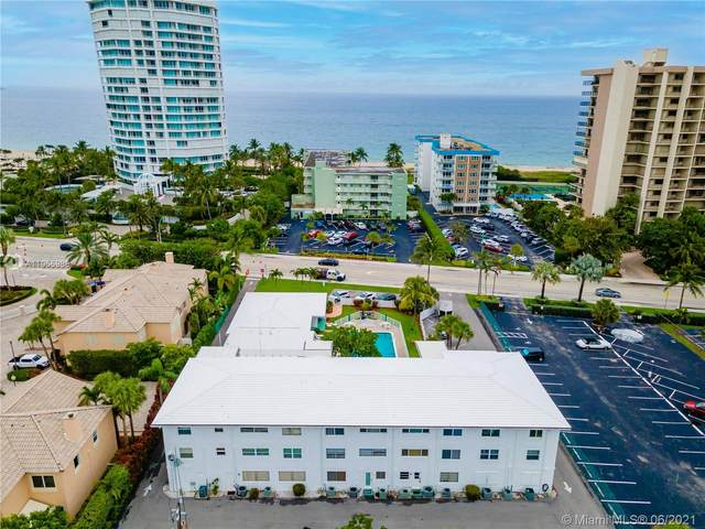 1751 S Ocean Blvd 107W, Lauderdale By The Sea, FL 33062 (MLS #A11055988) :: Vigny Arduz | RE/MAX Advance Realty