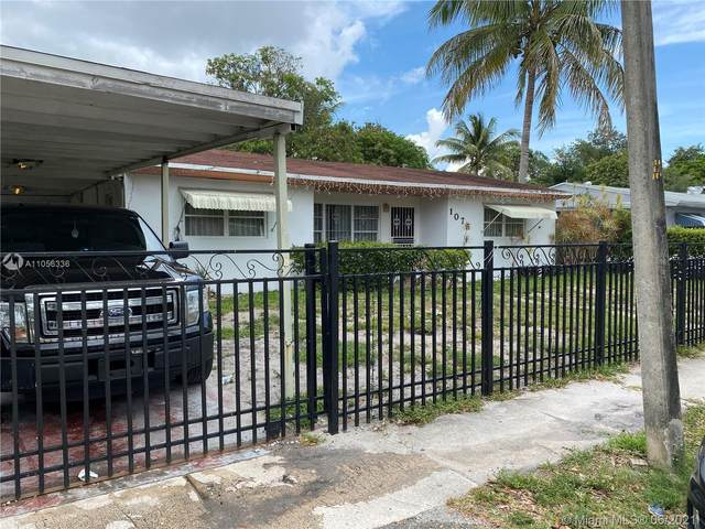 1075 NW 129th St, North Miami, FL 33168 (MLS #A11056336) :: The Jack Coden Group