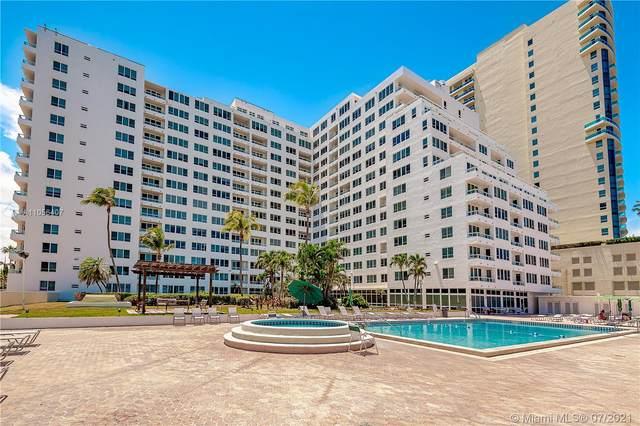 5005 Collins Ave #902, Miami Beach, FL 33140 (MLS #A11056407) :: Castelli Real Estate Services