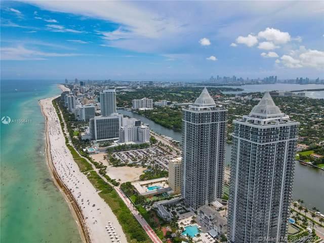 4775 Collins Ave #2908, Miami Beach, FL 33140 (MLS #A11056411) :: Castelli Real Estate Services