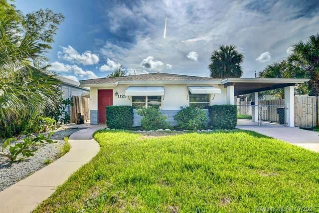 1121 N L Street, Lake Worth, FL 33460 (MLS #A11056481) :: Equity Advisor Team