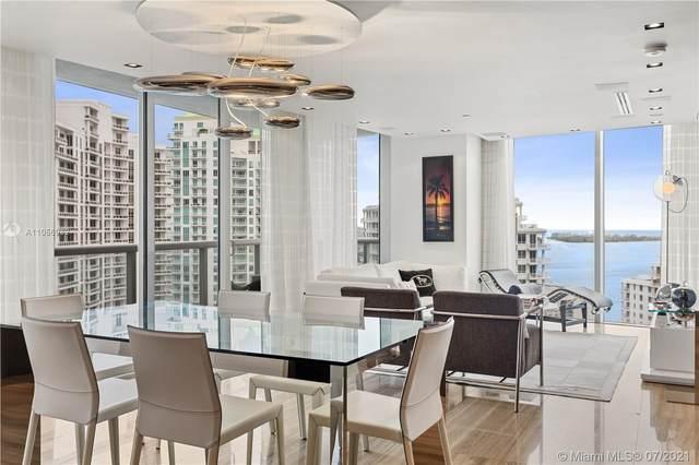 495 Brickell Ave #3002, Miami, FL 33131 (MLS #A11056932) :: Castelli Real Estate Services