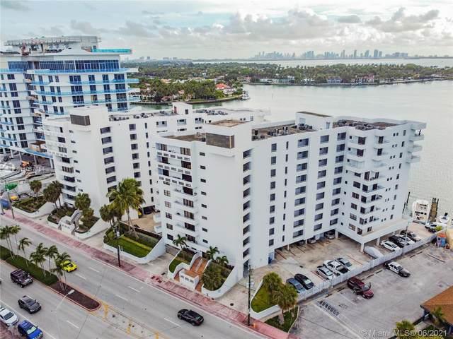 6820 Indian Creek Dr 8C, Miami Beach, FL 33141 (MLS #A11057054) :: Carlos + Ellen
