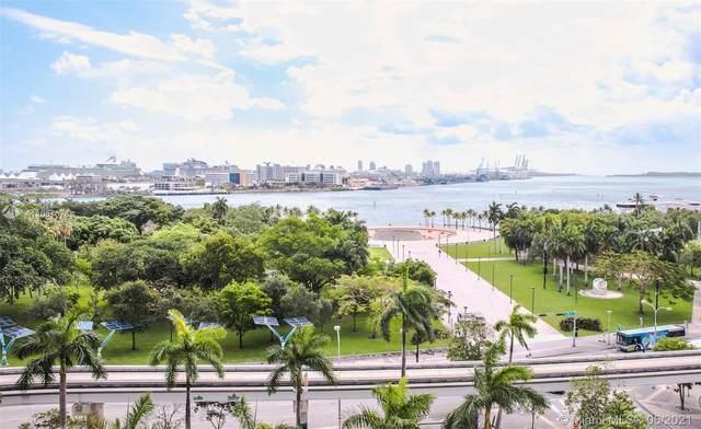 50 Biscayne Blvd #912, Miami, FL 33132 (#A11057078) :: Posh Properties