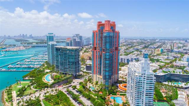300 S Pointe Dr #1005, Miami Beach, FL 33139 (MLS #A11057307) :: Castelli Real Estate Services