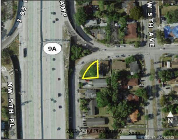 540 NW 69th St, Miami, FL 33150 (MLS #A11057413) :: Equity Realty