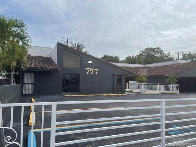 753 & 777 NE 79th St, Miami, FL 33138 (MLS #A11057930) :: GK Realty Group LLC