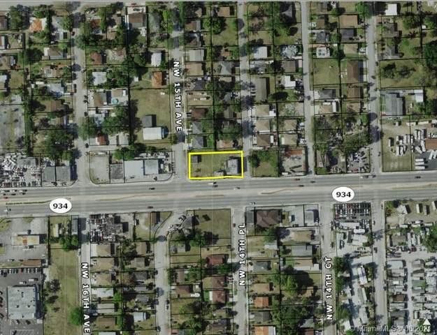 1477 NW 79th St, Miami, FL 33147 (MLS #A11058342) :: GK Realty Group LLC