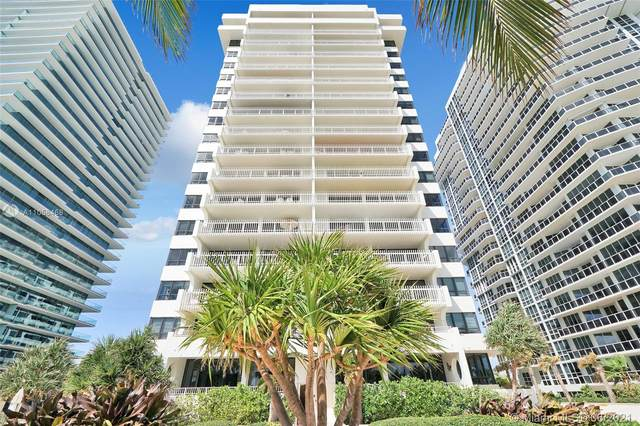 10205 Collins Ave #104, Bal Harbour, FL 33154 (MLS #A11058468) :: ONE Sotheby's International Realty
