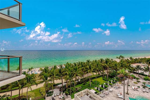 9703 Collins Ave #702, Bal Harbour, FL 33154 (MLS #A11058623) :: The Howland Group