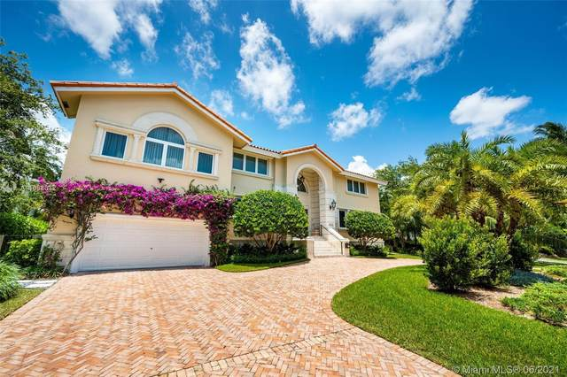 6970 Sunrise Dr, Coral Gables, FL 33133 (MLS #A11058632) :: The Riley Smith Group