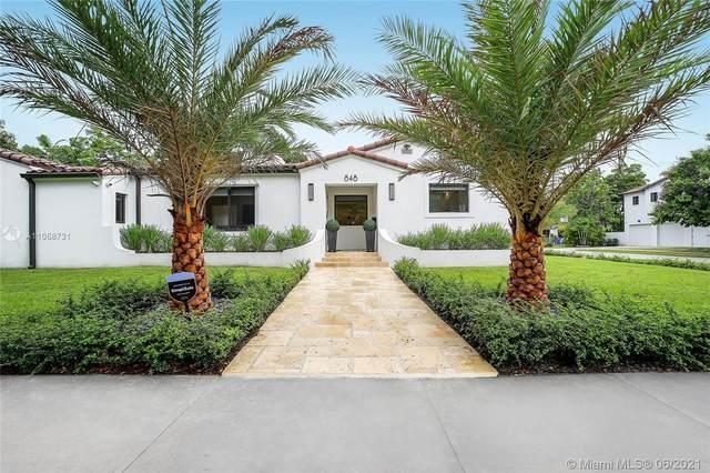 848 NE 81st Street, Miami, FL 33138 (MLS #A11058731) :: The Rose Harris Group