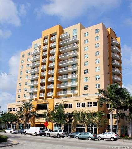 60 NW 37th Ave #706, Miami, FL 33125 (MLS #A11058807) :: The Howland Group