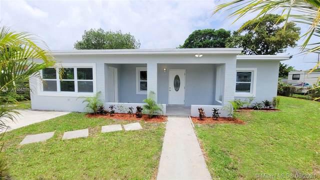 16425 NW 162nd Street Rd, Miami Gardens, FL 33054 (MLS #A11058853) :: Natalia Pyrig Elite Team | Charles Rutenberg Realty