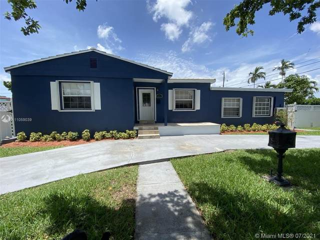 6850 SW 29th St, Miami, FL 33155 (MLS #A11059039) :: The Rose Harris Group