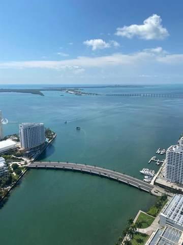495 Brickell Ave #5305, Miami, FL 33131 (MLS #A11059057) :: Castelli Real Estate Services