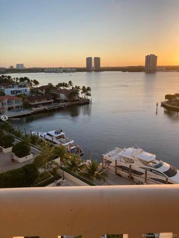 1000 W Island Blvd #1007, Aventura, FL 33160 (MLS #A11059445) :: GK Realty Group LLC