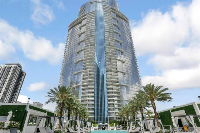 851 NE 1st Ave #2909, Miami, FL 33132 (MLS #A11059817) :: The Howland Group