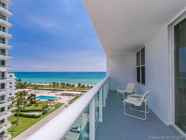 5001 Collins Ave 8B, Miami Beach, FL 33140 (#A11060460) :: Dalton Wade