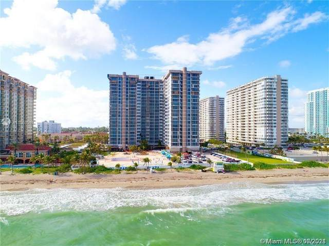2030 S Ocean Dr #1911, Hallandale Beach, FL 33009 (MLS #A11060511) :: Onepath Realty - The Luis Andrew Group