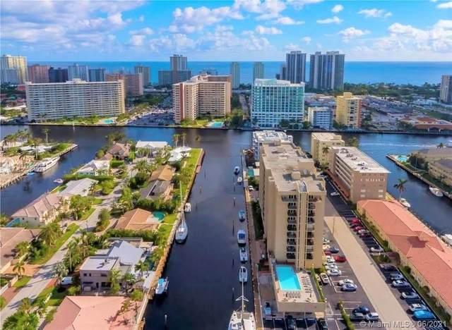 2881 NE 33rd Ct 4H, Fort Lauderdale, FL 33306 (#A11060614) :: Dalton Wade