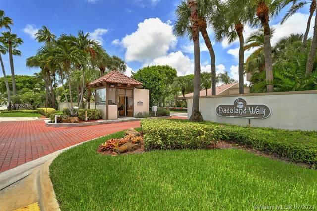 8128 SW 86th Ter #8128, Miami, FL 33143 (MLS #A11060767) :: Carole Smith Real Estate Team
