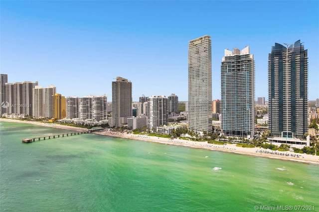 17121 Collins Ave #2508, Sunny Isles Beach, FL 33160 (#A11060931) :: Dalton Wade