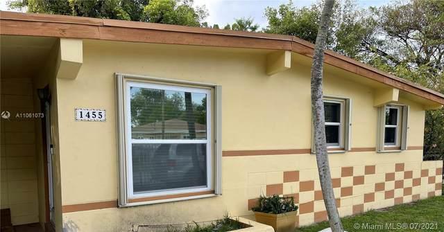 1455 NW 69th Ter, Miami, FL 33147 (MLS #A11061073) :: Team Citron