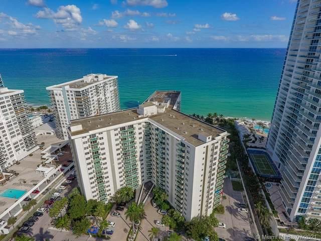 3000 S Ocean Dr #1118, Hollywood, FL 33019 (MLS #A11061117) :: Castelli Real Estate Services
