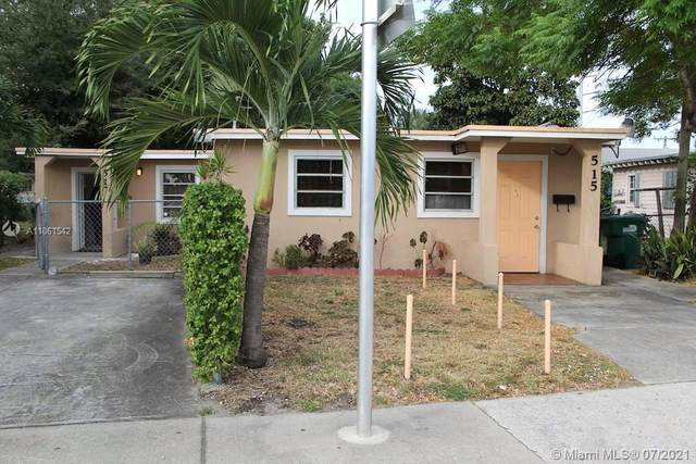515 NW 81st St, Miami, FL 33150 (MLS #A11061542) :: GK Realty Group LLC