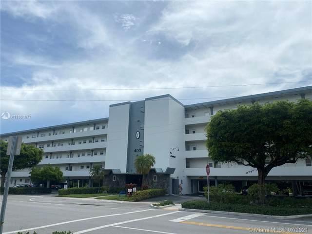 400 NE 14th Ave #320, Hallandale Beach, FL 33009 (MLS #A11061677) :: Equity Advisor Team