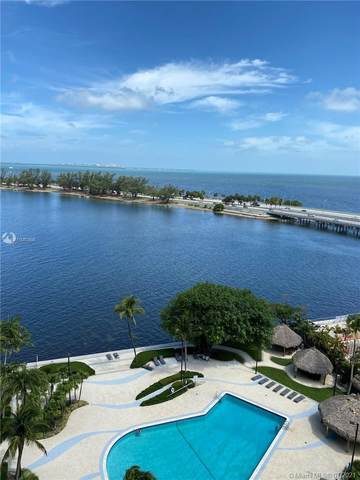 2451 Brickell Ave 11U, Miami, FL 33129 (MLS #A11061696) :: Berkshire Hathaway HomeServices EWM Realty