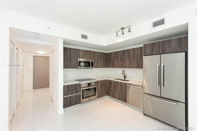 488 NE 18th St #1502, Miami, FL 33132 (MLS #A11061898) :: Castelli Real Estate Services