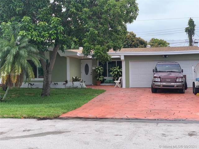 6745 Azalea Dr, Miramar, FL 33023 (MLS #A11062376) :: All Florida Home Team
