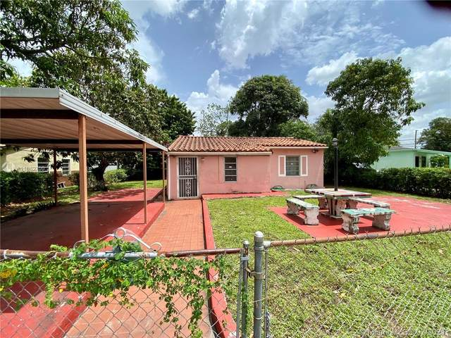 2511 NW 152nd St, Miami Gardens, FL 33054 (MLS #A11062700) :: Equity Advisor Team